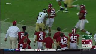 Alabama vs Colorado State, 2017 (in under 31 minutes)