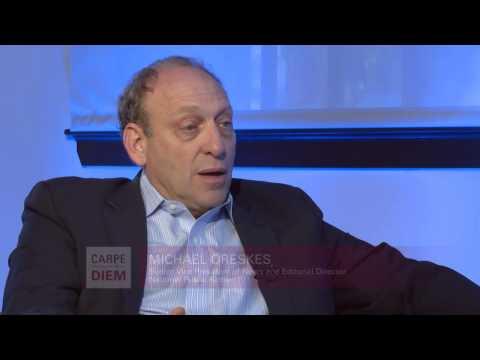 CARPE DIEM: The top news executive at NPR