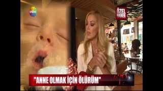 Petek Dinçöz Show Haber Özel Röportaj 15.08.2014