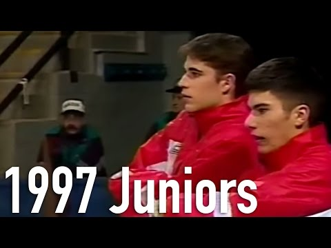 Morris (ON) vs. Keane (AB) - 1997 Canadian Junior Mens Curling Championship