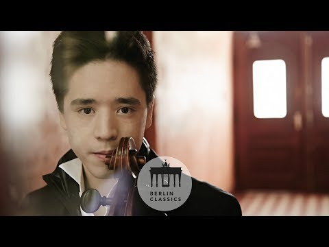 Isang Enders - Bach: Cello Suites (Trailer)