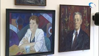 Открылась выставка заслуженного художника России Юрия Ерышева