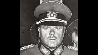 Казнь - Расстрел, генерала вермахта, Антона Достлера ...   Кинохроника