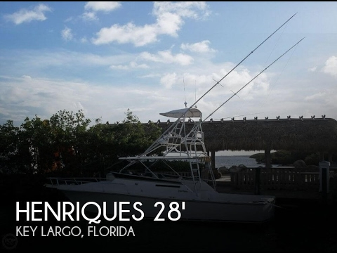 [UNAVAILABLE] Used 1997 Henriques 28 Express Sport Fisherman in Key Largo, Florida
