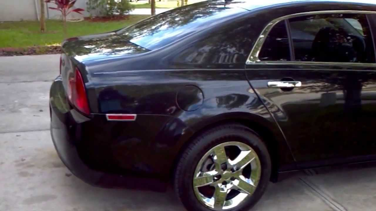 2011 Chevy Malibu Review Youtube