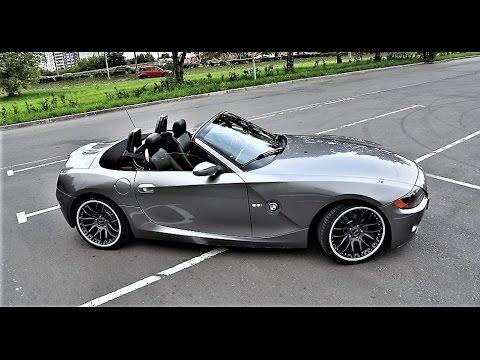 BMW Z4 E85 Родстер от BMW ! Американка !
