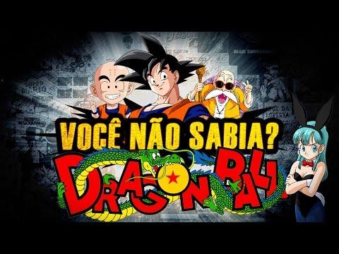 Make Você Não Sabia? - Dragon Ball Pictures