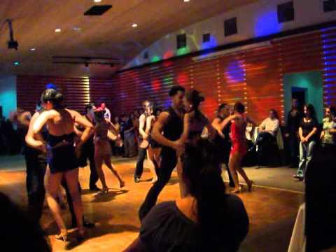 Bachata Show Samba In Redondo Beach