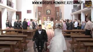 Zwiastun filmowy - Kasia i Mariusz - Wideofilmowanie Rzeszów