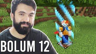 Minecraft: BAŞARIM SURVIVAL (1.16.5) Bölüm 12