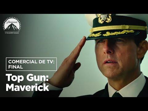 Top Gun: Maverick   Comercial de Tv: Final   Paramount Brasil
