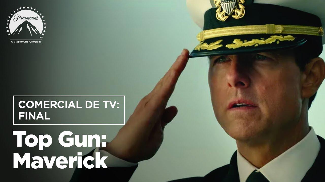 Top Gun: Maverick | Comercial de Tv: Final | Paramount Brasil