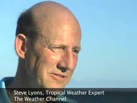 Steve Lyons, Max Mayfield: Bahamas Weather Conference 2008