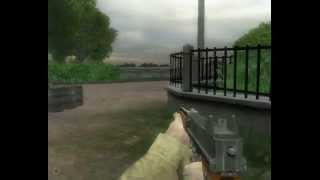 """Brothers in Arms Road to Hill 30 M07: """"Dead Mans Corner"""" Part 2"""
