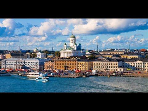 ATV Turne, Finlandiya, 2-ci hisse, Helsinki, Finland,
