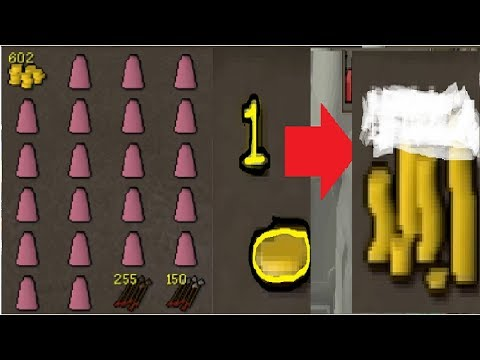 1gp Start using only Varrock Shops for 1 hour - Oldschool 2007 Runescape