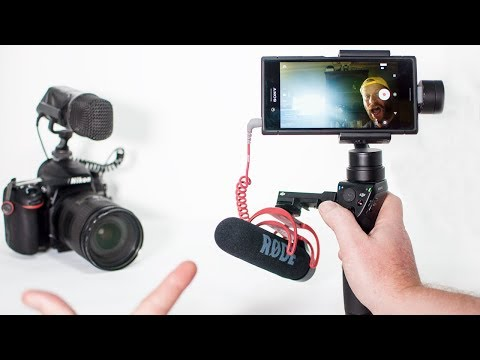 Switching from DSLR to Smartphone Vlogging