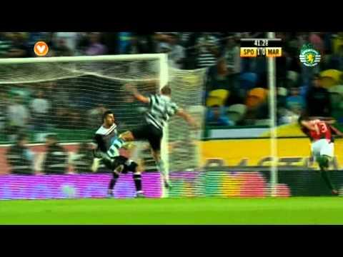 03j :: Sporting - 2 x Marítimo - 3 de 2011/2012