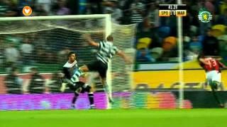 Sporting 2-3 Marítimo (3ª Jornada - Época 11/12)