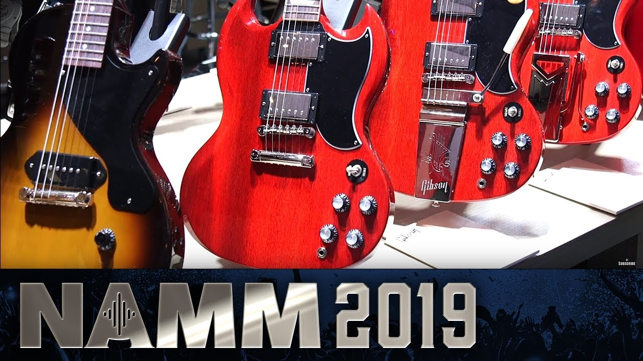 NAMM 2019 Guitar News - Gearslutz
