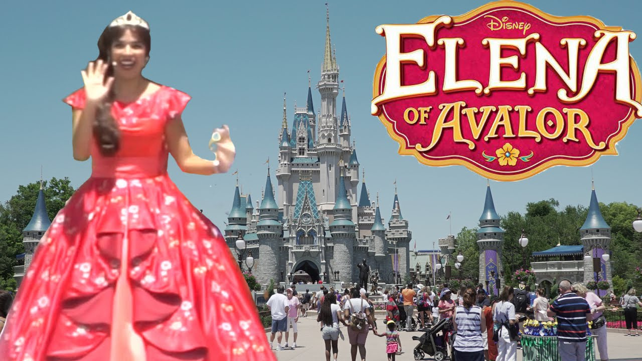 Kids Magic Teleportation To See Elena Of Avalor In Real