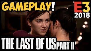 ESPETACULAR GAMEPLAY - The LAST OF US PART 2 Legendado pt-BR + React #E32018