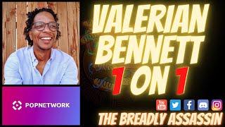 POP Network Masternode Release Date and Interview with Mr. Valerian Bennett.