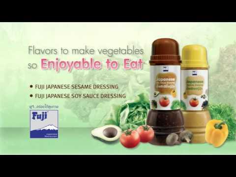 น้ำสลัดฟูจิ FUJI dressing