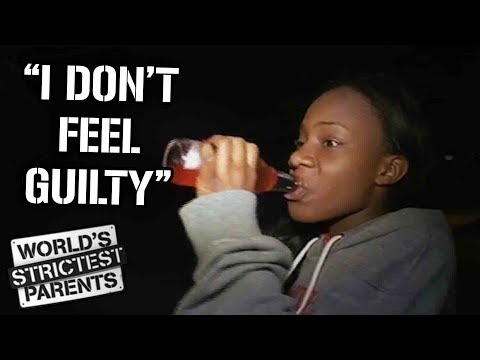 British Teens Steal Alcohol From Neighbours | World's Strictest Parents