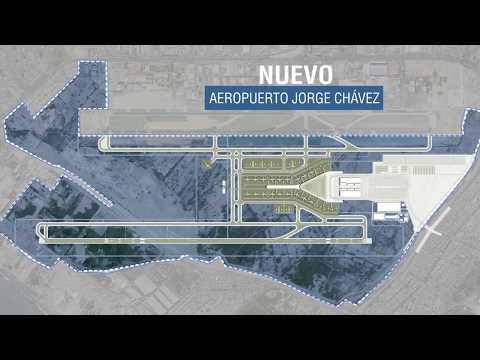 Nuevo Aeropuerto Internacional Jorge Chávez /  Callao - Perú / Video Corporativo