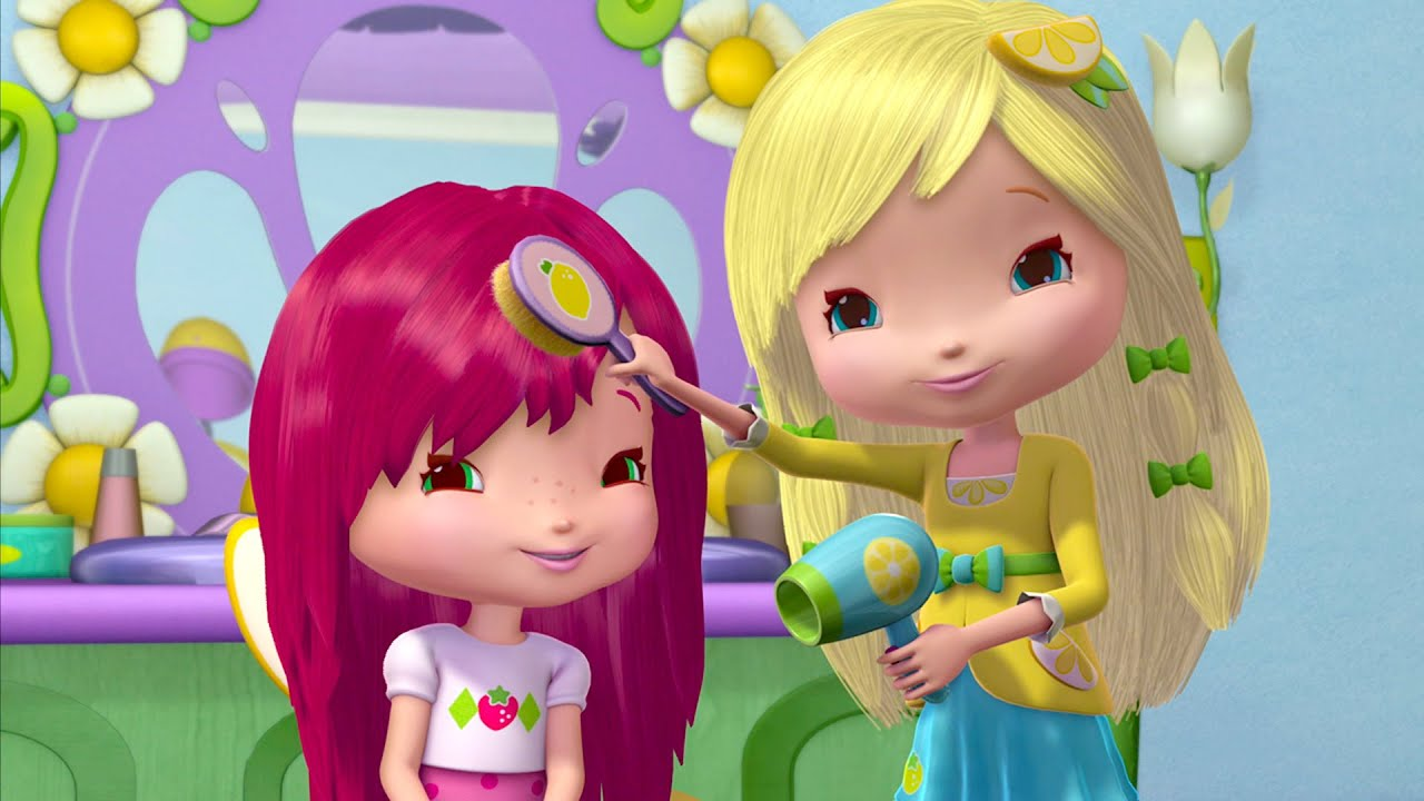 Download Strawberry Shortcake 🍓 Hair Today Gone Tomorrow 🍓 1-Hour compilation 🍓 Berry Bitty Adventures