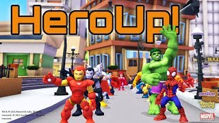 Marvel Super Hero Squad Online Heroes and Heroups Remastered- 720p HD