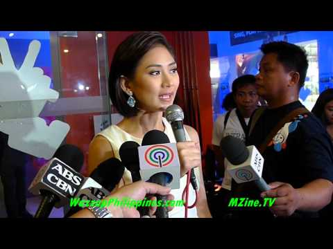 The Voice Kids Grand Presscon with Sarah Geronimo - YouTube