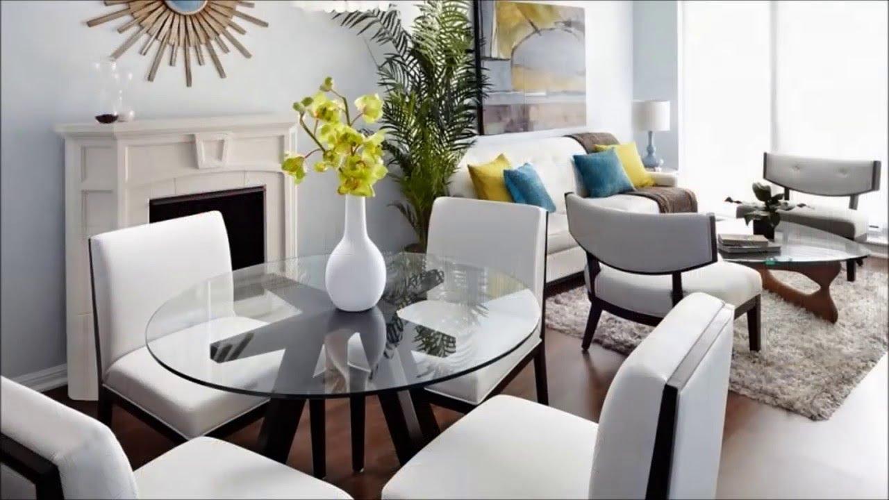 Como distribuir los muebles de tu casa -COMEDOR- Como organizar el comedor  - Tips