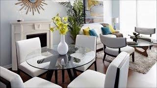 Gambar cover Como distribuir los muebles de tu casa -COMEDOR- Como organizar el comedor - Tips