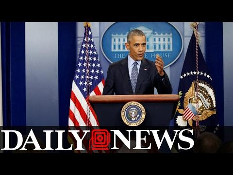 Historians Rank Barack Obama 12th Best President