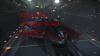 Elite Dangerous Krait MK II Combat Build Guide