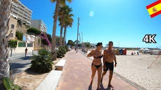 ⁴ᴷ Villajoyosa walking tour 🇪🇸 Costa Blanca, Spain (part 2) 4K
