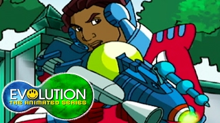 Evolution: The Animated Series | Roman Holiday | HD | Full Episode