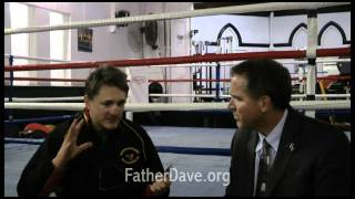 Father Dave interviews Miko Peled