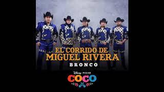 El corrido de Miguel Rivera Bronco Disney Pixar Coco