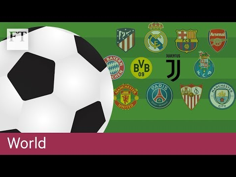 Fifa's new football club world cup explained