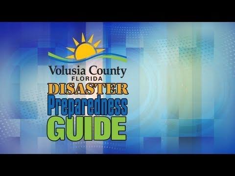 Disaster Preparedness Guide: Volusia County