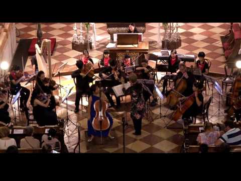 06 Sun Taipei Youth Orchestra Peterskirche WIEN Stamitz Cello Concerto No3