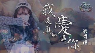 劉增瞳 - 我是真的愛過你『你卻總愛理不理...』【動態歌詞Lyrics】