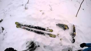 Winter Park Backcountry January 2016