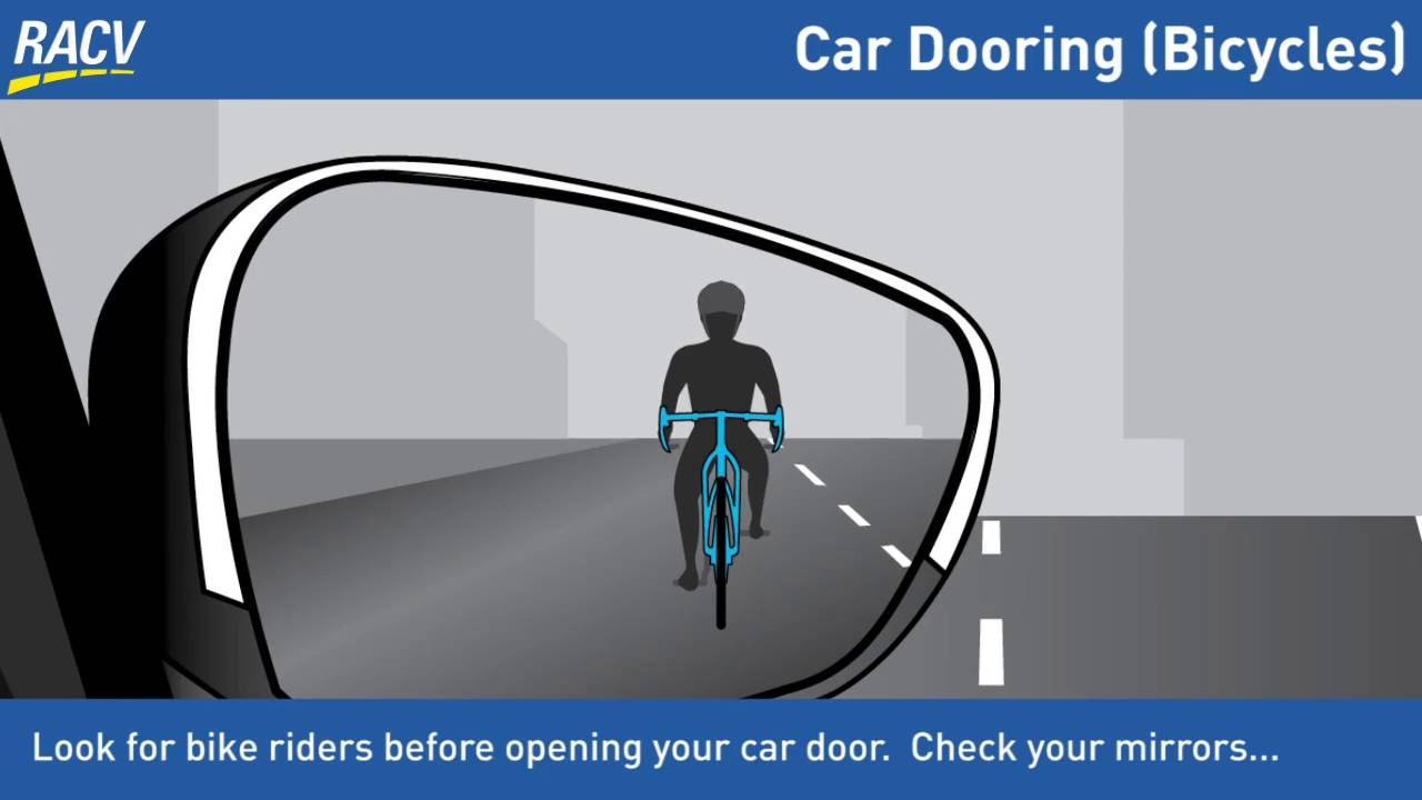 How to avoid car dooring bike riders  sc 1 st  YouTube : getting car doored - pezcame.com