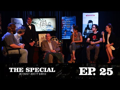 """The Special Without Brett Davis Ep. 25: """"The Film Guys"""" with the cast of Fort Tilden & EZTV"""