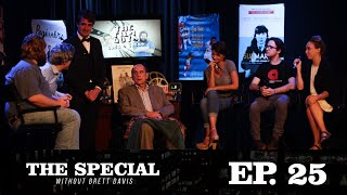"""The Special Ep. 25: """"The Film Guys"""" with EZTV, Bridey Elliott, Clare McNulty & Griffin Newman"""
