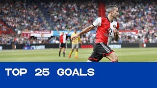 TOP 25 GOALS | WEEK 33